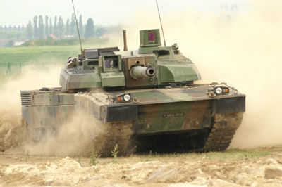 Nexter to Support Leclerc for Another 10 Years