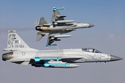 Argentina Gets Closer to JF-17 Thunder Deal