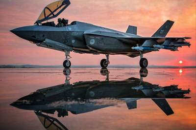F-35 Becomes the Backbone of USAF